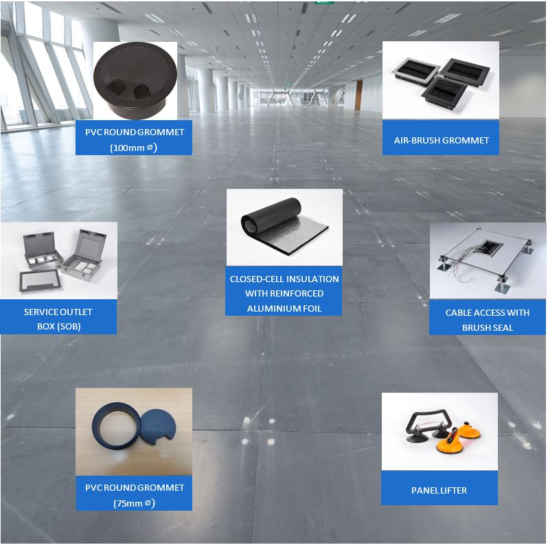 Accessories Microtac Systems Pte Ltd